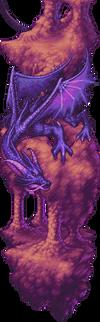 Bahamut Dragon
