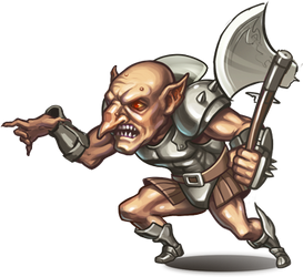 Goblin Transparent
