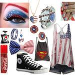 Fem!America's outfit