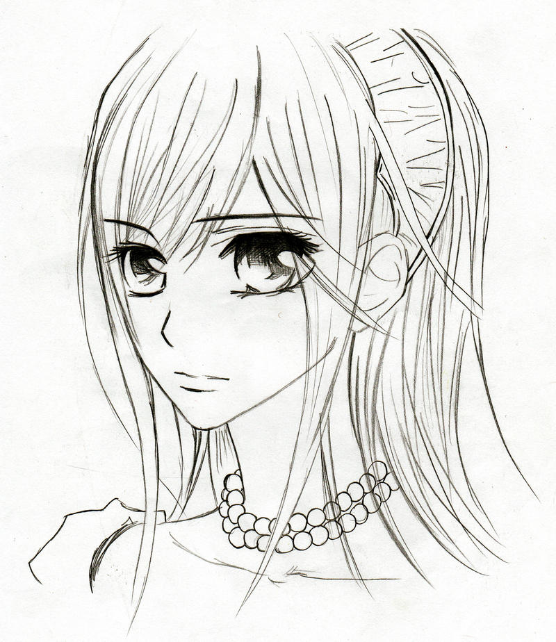 V For Vendetta Sketch Vampire Knight: Yuuki ...