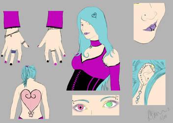 Kingdom Hearts RP Character by Lipah33