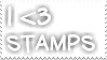 I love STAMPS by MrBoogeyman