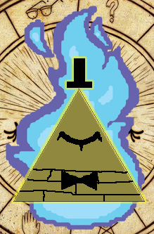 Bill Cipher by MrBoogeyman