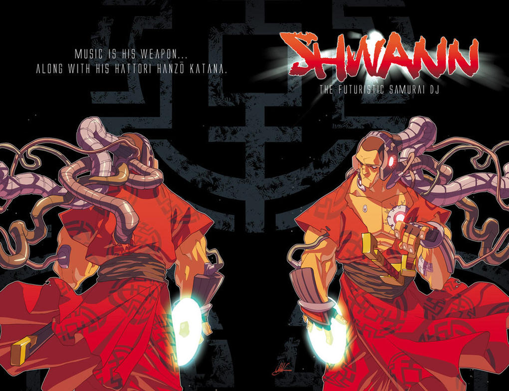 COVER for The SHWANN ART BOOK by Shwann