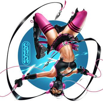 DJ Goh-Goh by Loopydave