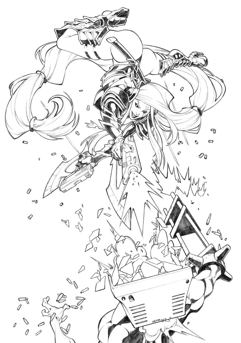 Tempo Slice vs Apex Twin Cue by Shwann