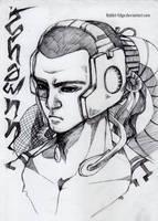 DJ Shwann by Rabbit-Edge by Shwann