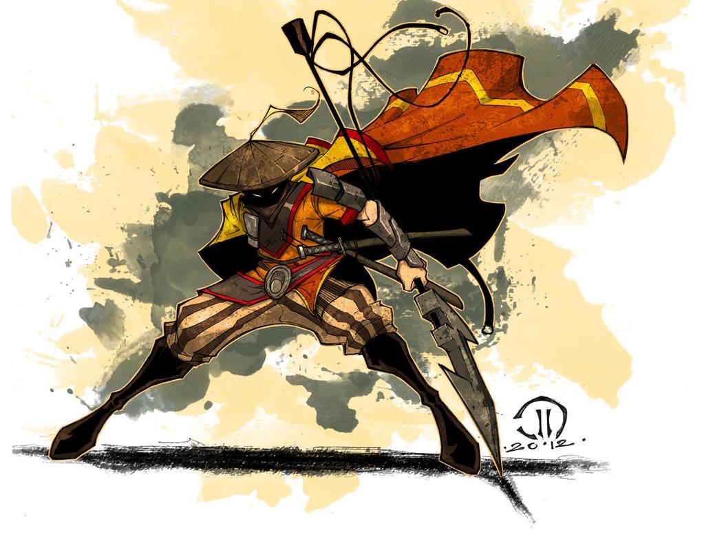 MC Monk by Spiderfreak818 by Shwann