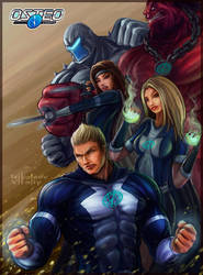 The OsteoCorps Art Contest 5th Place