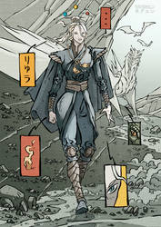 Daenerys Targaryen by facundo-lopez