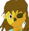 +Zombie RPG+ Rebecca's Face C. by camillesantiago