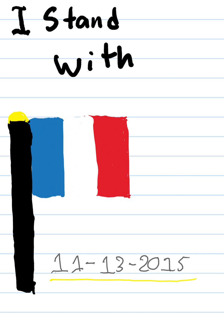 11-13-2015 Paris attacks by Charles-the-Great