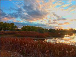 Lake Stafford by LEGENDofLMPF