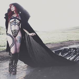 DMp - dark goddess