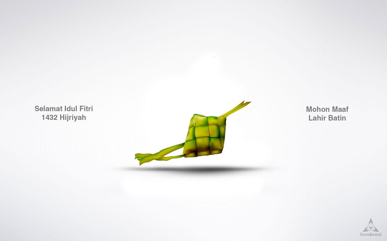 Idul Fitri 1432H by bunkrezi