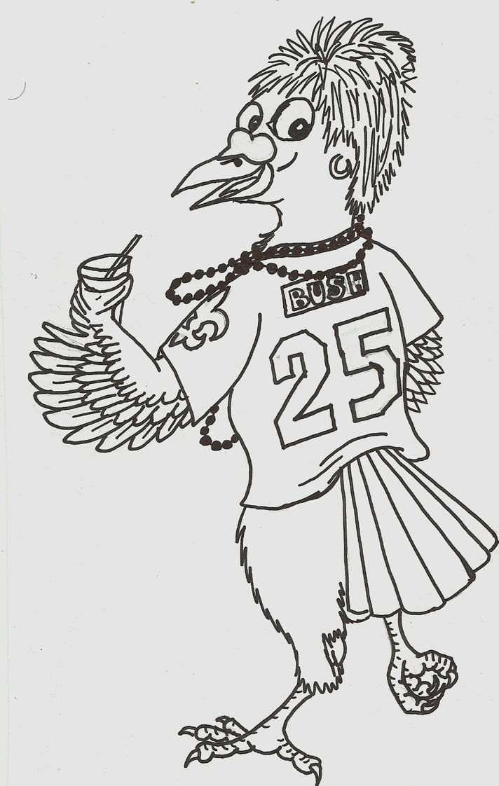 self portrait coloring page - pigeon self portrait by bugsythepigeon on deviantart