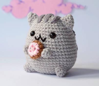 PDF Pattern Unicorn Macaron plush, cute crochet macaron pattern ... | 350x406