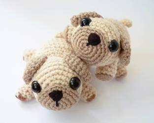 PUG DOG KEYRING crochet charm Amigurumi to order pet keychain ... | 250x313