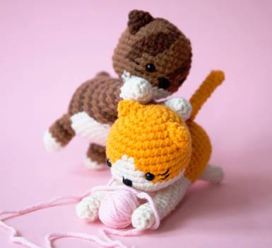 Adventure time + crochet = Jake ( free pattern DIY ) | Adventure ... | 350x385