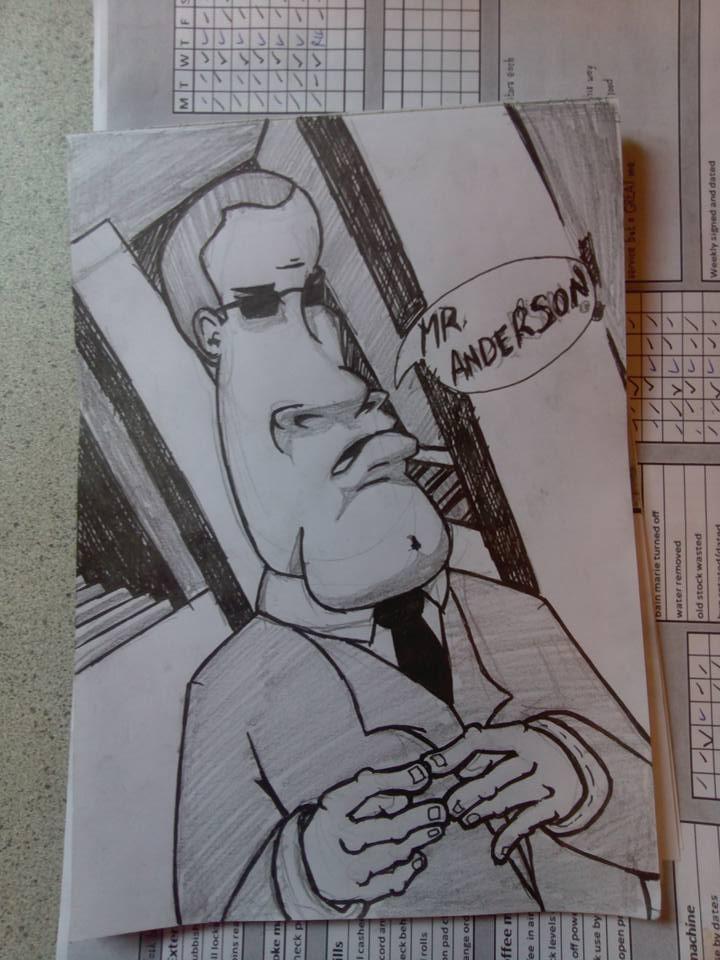Work Doodle #5 by RHH7288