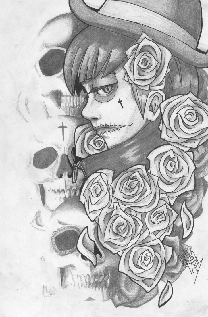 Day of the Dead by RHH7288