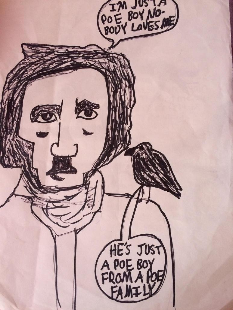 Just a Poe Boy by CrazyWhovian11
