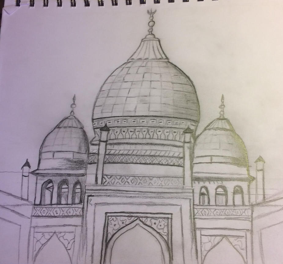 Taj Majal Part One by CrazyWhovian11