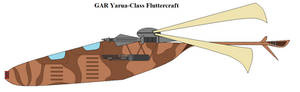 GAR Yarua-Class Fluttercraft