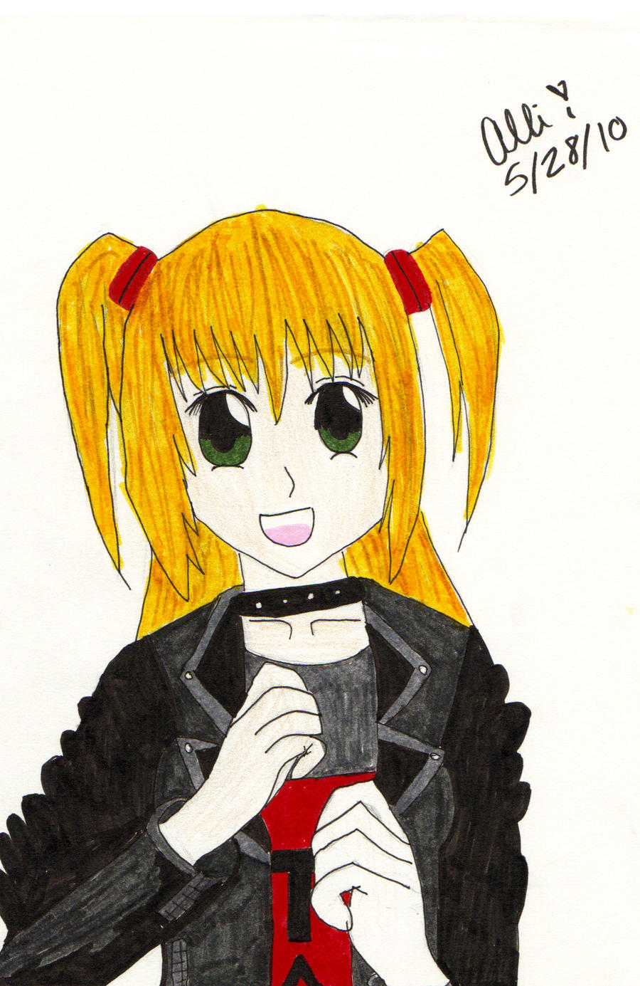 Misa Amane by Alli Anime Writing Posted in Futurama Porn | Tagged drawn futurama hentai ...