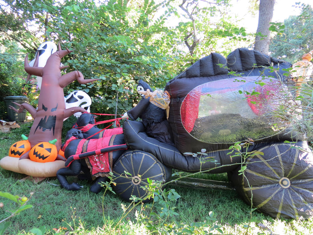 Halloween Inflatables by Dream-finder