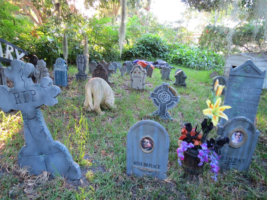 Graveyard by Dream-finder