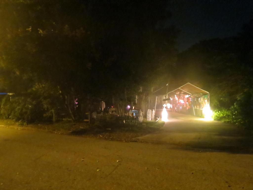Halloween Yard by Dream-finder