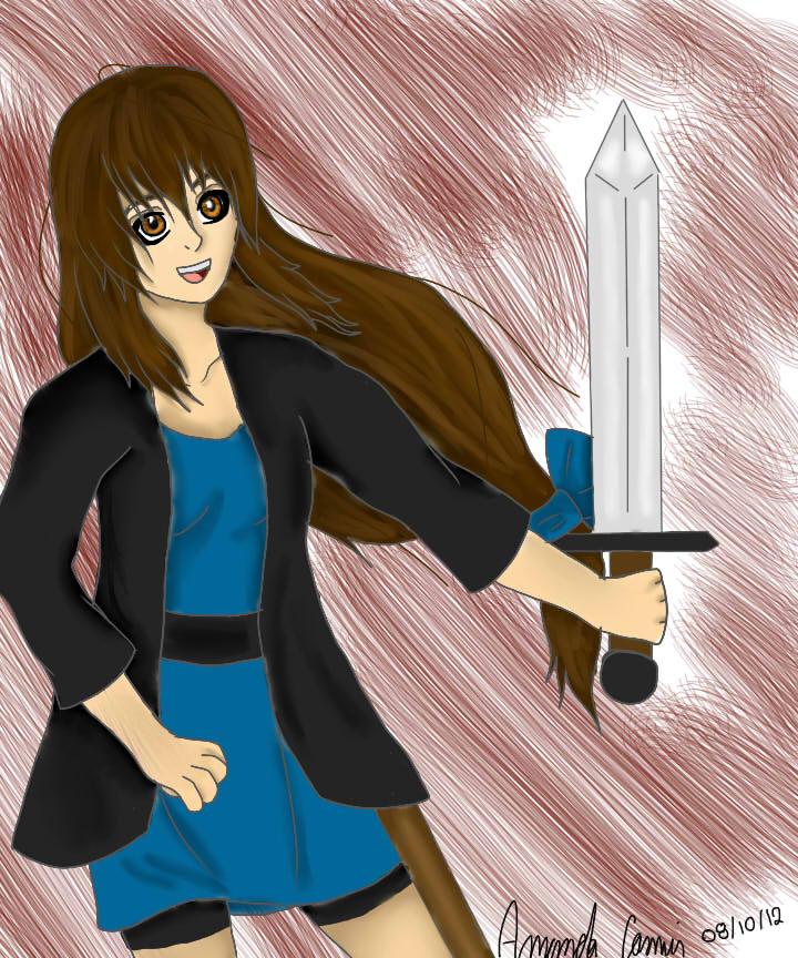 Fullmetal Alchemist OC: Melody Faber By AnimeCrazyPerson
