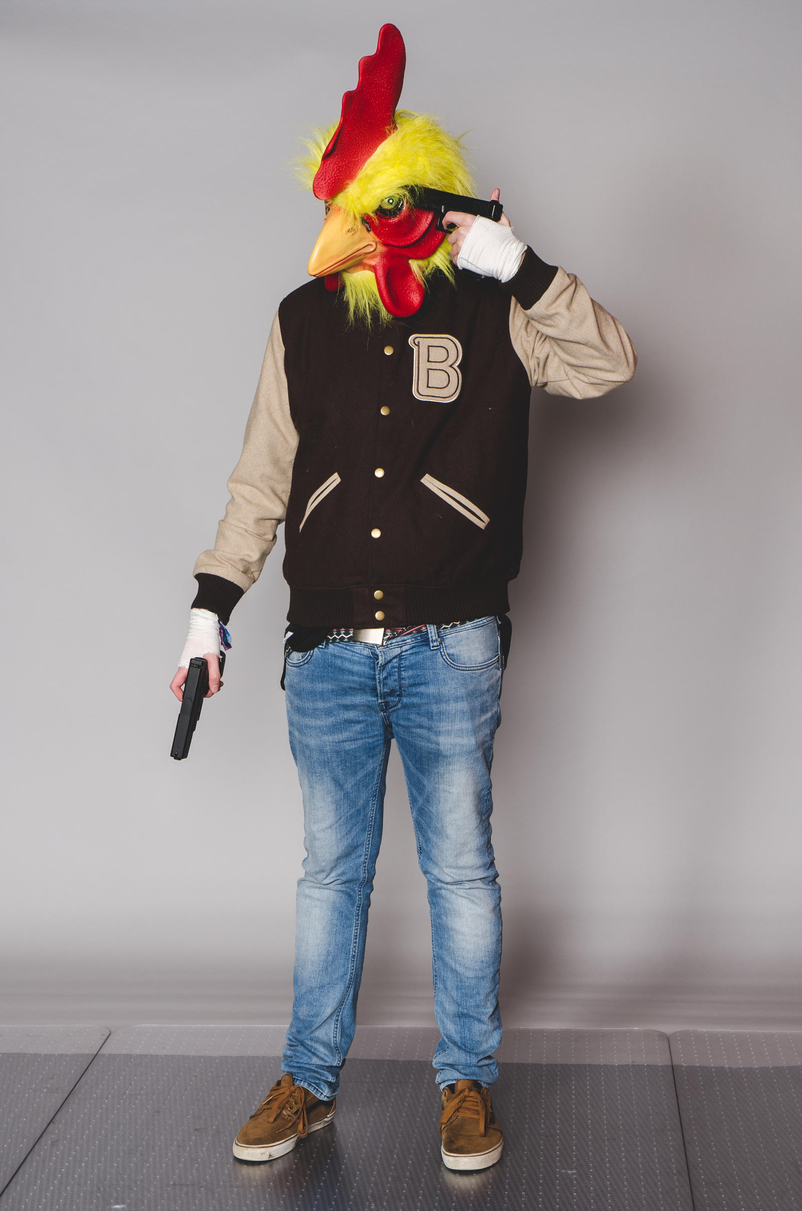 Hotline miami jacket figure buy