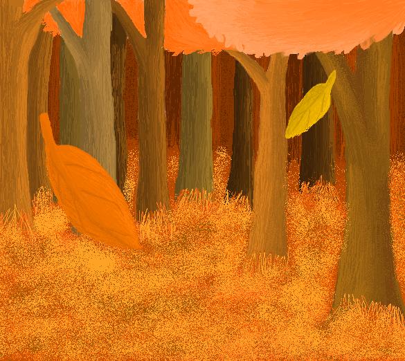 Autumn by InuKii