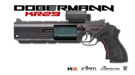 KR29 Dobermann by AdamJensen27