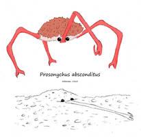 Prosonychus by Concavenator