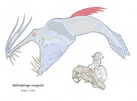 Bathosphaga by Concavenator