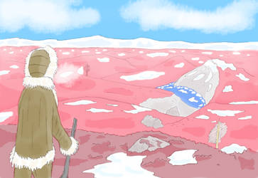 Kropotkin in the tundra by Concavenator
