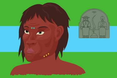 Man of Yksin by Concavenator