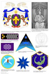 Ea: Heraldry