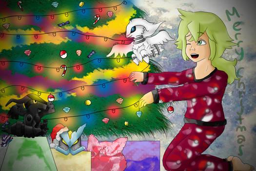 Pokemon Christmas!