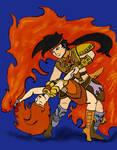 Firedance by ciarnit
