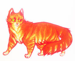 Squirrelflight - Warriors by NeoSkejd