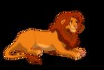 The Lion King : Simba