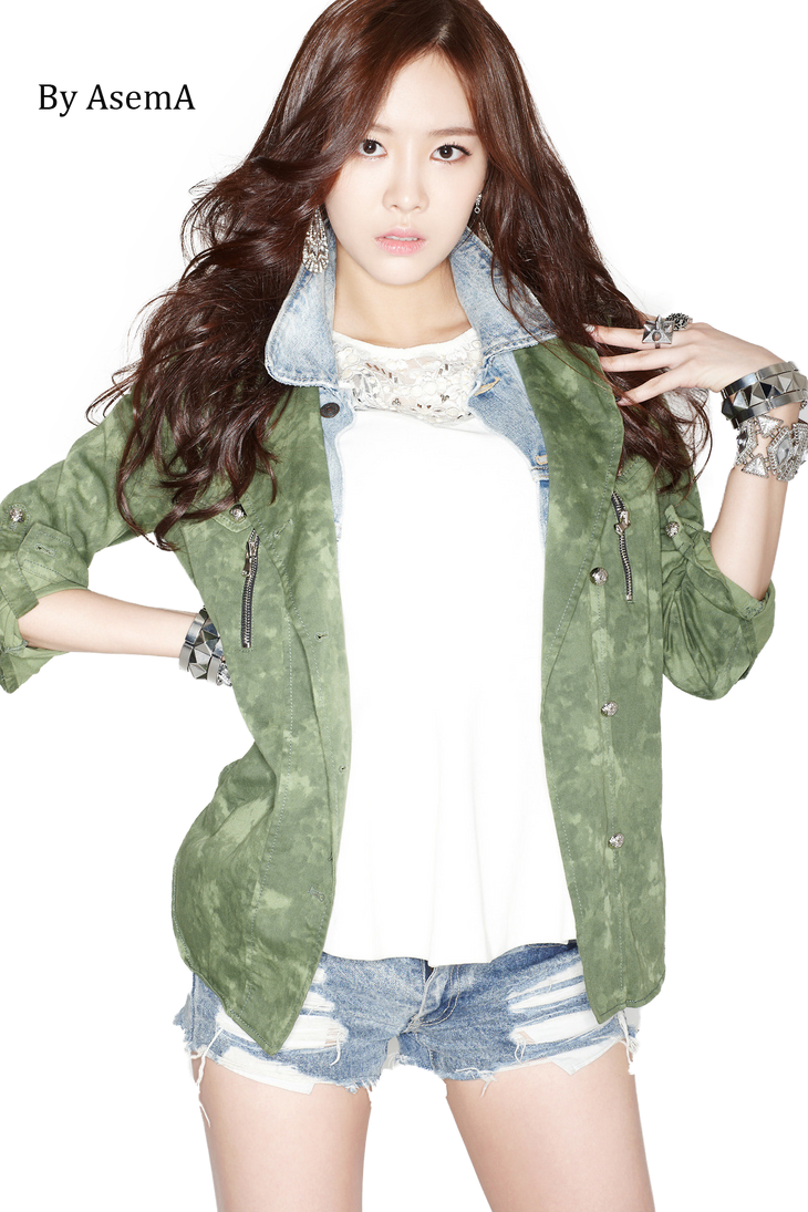 Kim Hyerin PNG [render] by by AsemA on DeviantArt