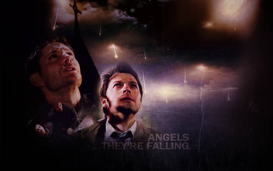 Angels...they're falling