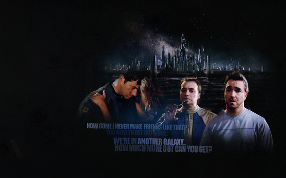 We're in Another Galaxy
