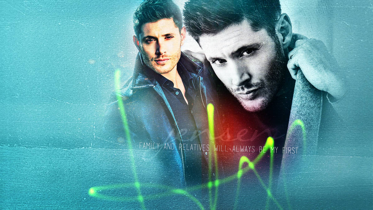 Jensen by mummy16