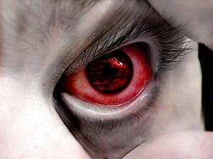 Cyber goth Blood Lust